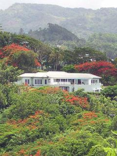 Caribella at Calivigny Gardens, Grenada - Sits Amidst Flowering Trees On A Hillside, Ocean View, Pool - Lance Aux Epines vacation rentals