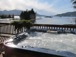 Self guided fishing! Waterfront, boat, dock, spa. - Ketchikan vacation rentals