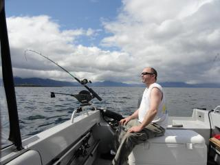 Self guided fishing! Waterfront, boat, dock, spa. - Ketchikan vacation rentals