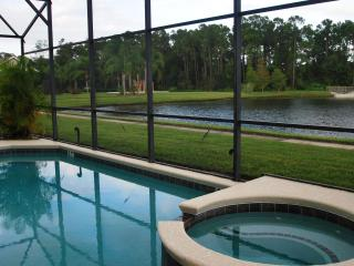 Lake view 7 bedroom 4 king master suite 5.5 baths - Kissimmee vacation rentals