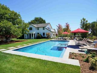 Lovely Villa with A/C and Satellite Or Cable TV - Healdsburg vacation rentals