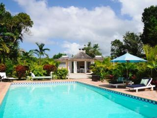 6 BR Villa/Beach access /Golf/ + full staff/driver - Ocho Rios vacation rentals