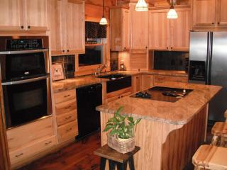 Luxury Log Home Cabin in the Blue Ridge Mtns of VA - Goode vacation rentals