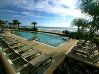Oceanfront Pool - Ocean Vistas Luxury 10/28/15-11/21/15 $995/week! - Daytona Beach - rentals