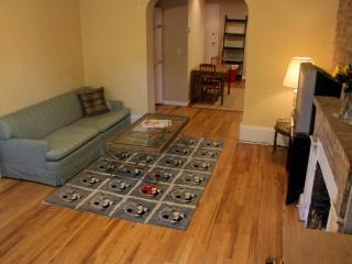 2 bedroom Apartment with Deck in Chicago - Chicago vacation rentals