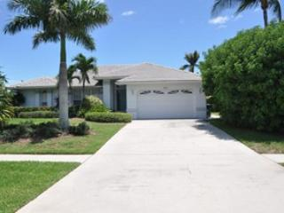 Front of House - San Marco Rd - SMR1215 - Charming Waterfront Home! - Marco Island - rentals