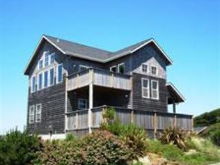 Great Views Large Families, HotTub, PingPong, Pets - Gleneden Beach vacation rentals