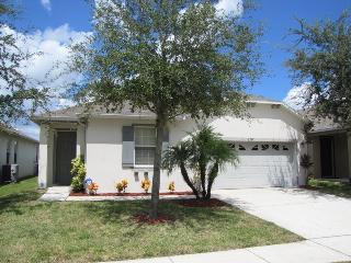 2737 PC Deluxe, 4 Bdrm 3 Bath, Wi-Fi, Games room, 2 Masters, Pool - Kissimmee vacation rentals