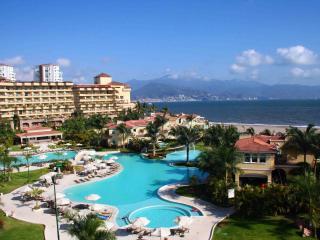 Fabulous Ocean-Front Porto Fino 2BR Corner Unit - Puerto Vallarta vacation rentals