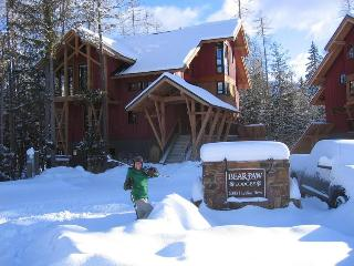 BearPaw 201 - Kootenay Rockies vacation rentals