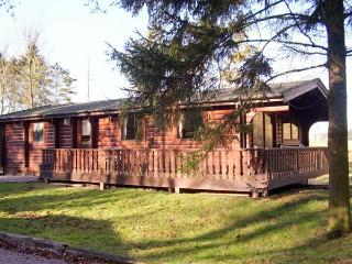 FIELD VIEW LODGE, family-friendly, near to Louth, surrounded by picturesque woodland in Kenwick, Ref 8719 - Skegness vacation rentals