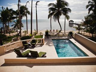 Palm House - Newly Updated Beachfront Home w/ Pool - San Pedro vacation rentals