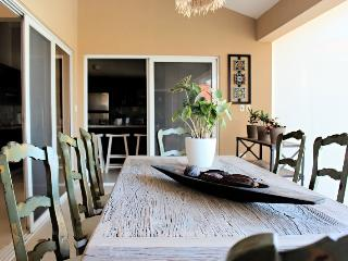 Professionally decorated villa with covered BBQ and bar area beside the - Cabarete vacation rentals