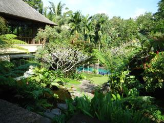 Villa Beji Indah, riverside nature retreat, Ubud - Ubud vacation rentals