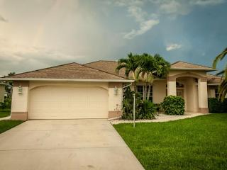 """Abilene Villa"" Serene Gulf Access Pool Home - Cape Coral vacation rentals"