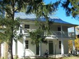 Historic Demory- Wortman Home on 900 acre property - Lovettsville vacation rentals