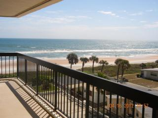 Renovated Immaculate 2 Bedroom Oceanfront Condo - Ormond Beach vacation rentals