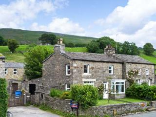 THE HOMESTEAD, cosy cottage, two open fires, paddock, close to walking in Hardraw, Hawes Ref 15222 - Hawes vacation rentals