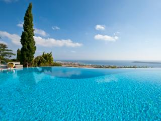 Greek Island Villa with a Private Pool and Spectacular Views - Villa Drios - Drios vacation rentals