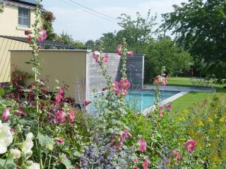 NOUS HOTES charming cottage, pool, panoramic view - Bonlez vacation rentals