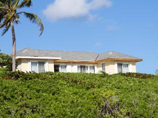 Unique Beach Front Hilltop Home - Dunmore Town vacation rentals