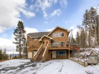 Bear Mountain Chalet Luxury Home Hot Tub Breckenridge Colorado House Rental - Breckenridge vacation rentals