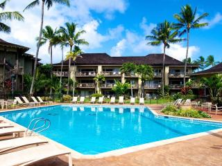 Oceanfront, steps from lawn to beach, easy access - Kapaa vacation rentals