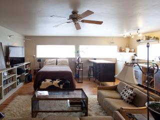 Swanky Westside Studio by the Beach, Santa Cruz - Santa Cruz vacation rentals