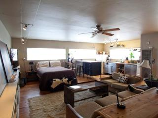 Swanky Westside Studio by the Beach, Santa Cruz - Santa Cruz vacation rentals