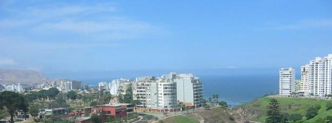 Great ocean view on a sunny day - Ocean View Best Rated Duplex in Miraflores - Lima - rentals