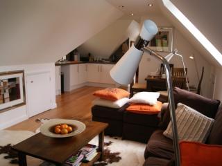 contemporary 1 bedroom apartment-breathtaking view - Cowden vacation rentals