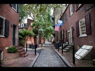 Cozy Home in Historic Washington Square - Philadelphia vacation rentals