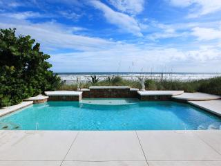 June/July $pecials - Luxury Pool Home - Direct Ocean Front - 4BR/4.5BA - #4427 - Ponce Inlet vacation rentals