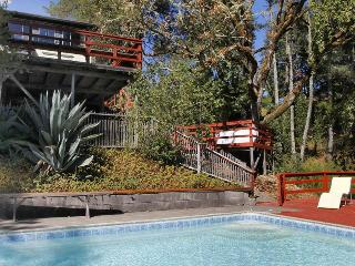 HIDDEN LAKE RETREAT - California Wine Country vacation rentals