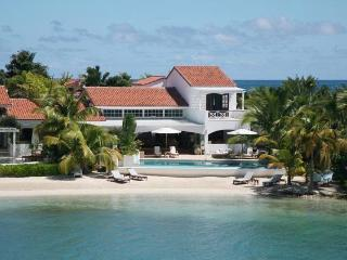 Sandy Cove at Jumby Bay, Antigua - Beachfront, Pool, Private Beach - Saint George Parish vacation rentals