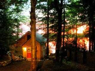 SUNSET- SERENE & ROMANTIC YR LAKE FRONT RETREAT - Adirondacks vacation rentals