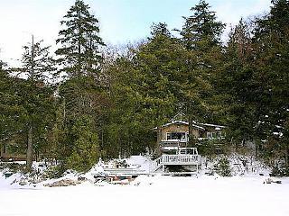 SUNSET- SERENE & ROMANTIC YR LAKE FRONT RETREAT - Stratford vacation rentals
