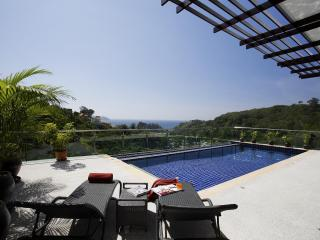 Phuket West Coast - Sea View, Private Pool, 3 BR - Kamala vacation rentals