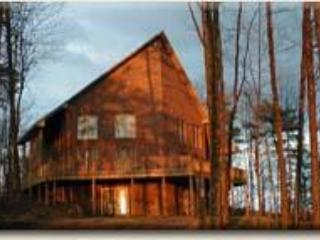 Pointe View Lodge at Sunset - Huge Secluded Lodge- Pickett & Big South Fork Park - Jamestown - rentals