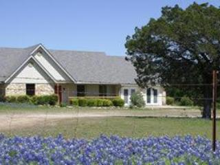 Heart of Texas Ranch - Mary Millsap House - Image 1 - Marble Falls - rentals