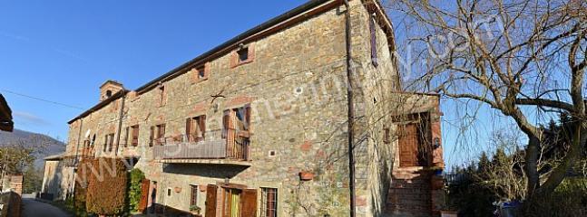 Villa Ordea - Image 1 - Lisciano Niccone - rentals