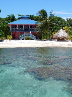The Coral House On Treasure Beach, Utila