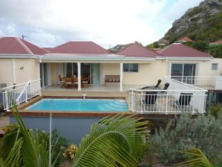 Lovely Villa  With Private Pool and Sea view, Available  christmas and new year! - Anse Des Cayes vacation rentals