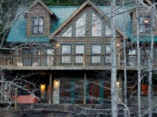 Shallowford View - For the Blue Ridge vacation you deserve, enjoy this classic cabin rental on the river - Mineral Bluff vacation rentals