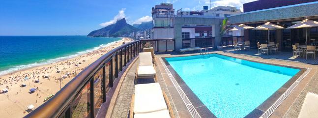 Ipanema Ocean Front 2 Bedroom - Image 1 - Rio de Janeiro - rentals