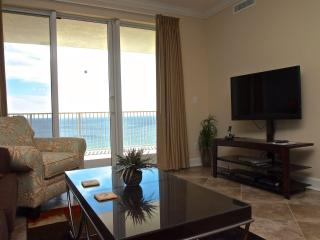 Fabulous BEACH front; Amazing Views; 2/2 in Tropic Winds! FREE Beach Service! Book Spring now! - Panama City Beach vacation rentals