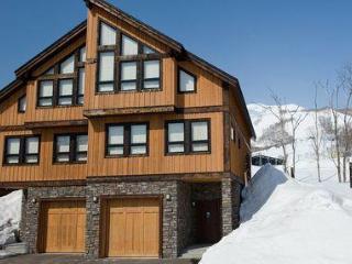 FREE SNOW VAN Niseko Ski Chalet - on the Mountain - Abuta-gun vacation rentals