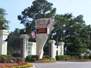 MYRTLE BEACH RESORT 2 BDRM REN.TOWER - Myrtle Beach vacation rentals