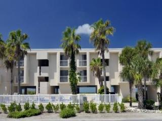 Sunset Terrace Beach Front Condo - 205 - Bradenton Beach vacation rentals