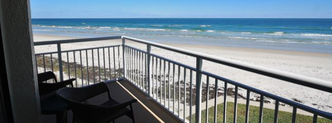 Balcony View - Seaward C102 - New Smyrna Beach - rentals